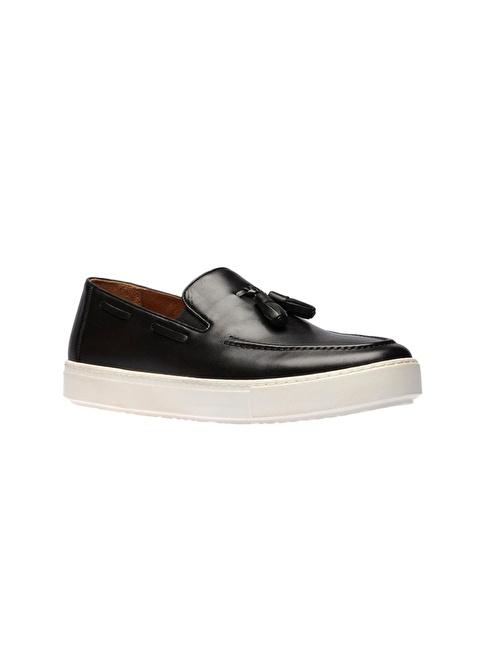 İnci Loafer Ayakkabı Siyah